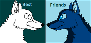 Best Friends Icon Link :3 by Hyperactive-Blue