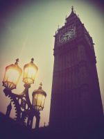 Big Ben by TurquoiseGrrrl