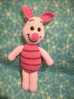 Piglet by handfree