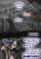 Mass Effect The Solution - Page 06 by RobertFiddler