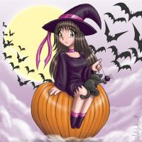 Obligatory Halloween pic by Andes-Sudo