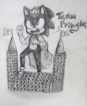 Team Pringles!~For Someone by Mystic-Shadows