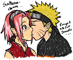 Forget About Sasuke by peachpit