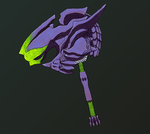 The Brachydios Head Hammer by TheMacronian