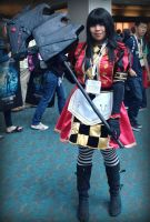 Alice Royal Suit - SDCC 2013 by MeiAliceLiddell