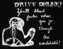 Drive Drunk-reprise by CorvusCallosum