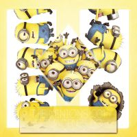 Photopack 980: The Minions by PerfectPhotopacksHQ