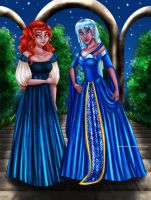 Kida and Merida Designer Collection by Mareishon