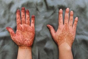 My Mehndi by martucia