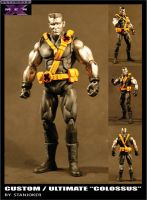 CUSTOM ULTIMATE COLOSSUS by STANJOKER