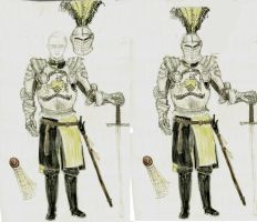 armor project - painting and potential add ons. by hieronymushoefer