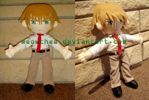 Takumi Usui Plush by Meowchee