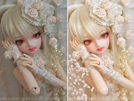 Lily - before and after by prettyinplastic