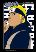 Naruto 452 Cover by dct21