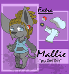 Mallie [TRADE] by FauxyDingo92