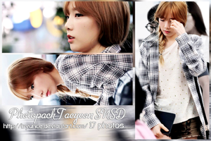 PHOTOPACK SNSD #16 (TAEYEON) by byunce