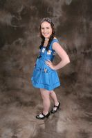 TARDIS DRESS, Otakon 2011 by aishavoya
