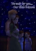Family Dyra - we wait for you out little Miracle by 95JEH