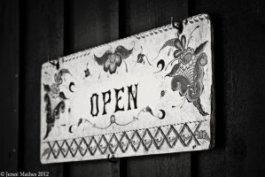 Open by JeneeMathes