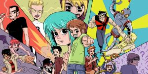 Scott Pilgrim vs the world by RNZZZ