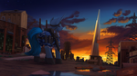 Town of Industry by 1Jaz