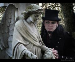 Cemetery Tears Stock 65 by LadyxBoleyn