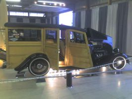 ford woody 1 by Ozzlander