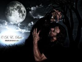 Night of werewolves by debahi