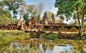 The Treasure Of Angkor by CitizenFresh