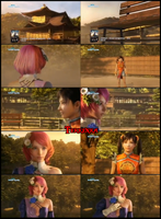 TBV - Xiaoyu vs Alisa 1 new by Tekkenka