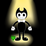 Bendy by HalloweenMew