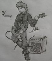 Gaara Rock by Lunard-Wolf