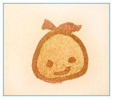 Citrus stamps - Annika Apple by restlesswillow