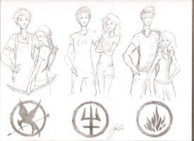 my fandoms by seththelordofstorms