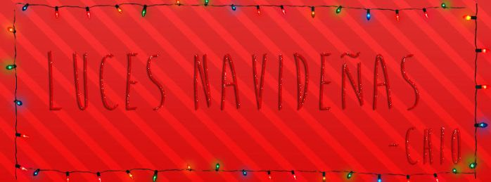Luces Navidenas by WCS-Resources