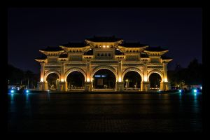 Big Arch Of CKS Square by WiDoWm4k3r