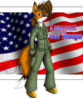 I Support Our Troops by MidNight-Vixen