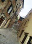 Streets of Volterra by Isabella-Alice