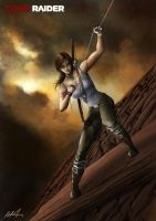 Tomb Raider 2012 by RaPour