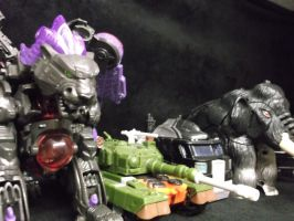 Decepticon favorites by forever-at-peace