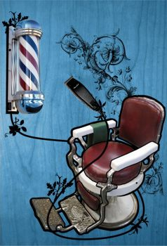 Barber Shop by mevin