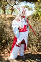 The Great Mother, Okami Amaterasu by IrritusLamia