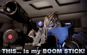 THIS IS MAH BOOMSTICK by Ichogo