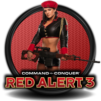 Command and Conquer Red Alert 3 Icon v4 by Kamizanon