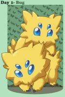 Day 1 Joltik by Animatics