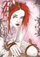 Emilie Autumn by NiaFarrell