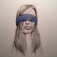 Brieblindfold by caitlinalyseart