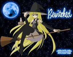 Bewitched by Eva by shaoron