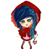 Chibi/Baby Esty is confused//inwonderland+gif+ by Fealight