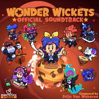 Wonder Wickets OST Cover by The-Knick